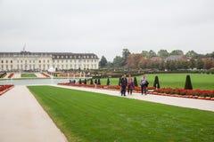 Ludwigsburg宫殿 库存图片
