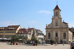 Ludwigsburg Arkivbilder