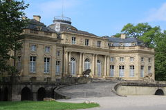 Ludwigsburg Castle Royalty Free Stock Photo