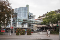 Ludwigsburg city Royalty Free Stock Photography