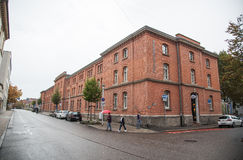Ludwigsburg city Stock Photos