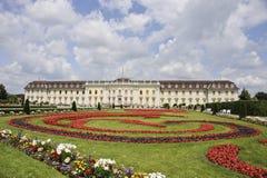 ludwigsburg de château Images stock
