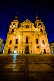 Ludwigsburg Germany Europe Cathedral Evangelical Church Religion Stock Photos