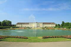 Ludwigsburg Palace. In Ludwigsburg, Baden-Wurttemberg, Germany Royalty Free Stock Photography