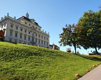 Ludwigsburg Residential Palace in Baden-Württemberg, Germany Stock Photography