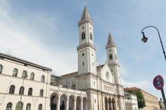 Ludwigskirche, Munich Royalty Free Stock Image