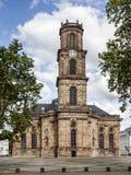 Ludwigskirche Saarbrücken Stock Image