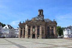 Ludwigskirche in Saarbrucken Stock Image