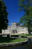 Ludwigslust Castle (Germany) Royalty Free Stock Photos