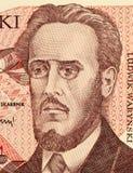 Ludwik Warynski Royalty-vrije Stock Foto