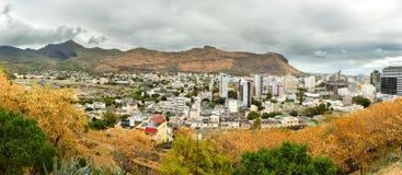 ludwika Mauritius port obraz royalty free