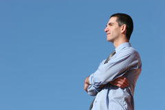 ludzi z wizją biznesu, Fotografia Stock