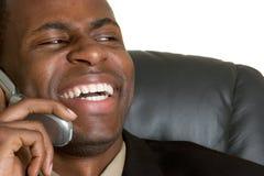 ludzie śmieją się telefon Obrazy Stock