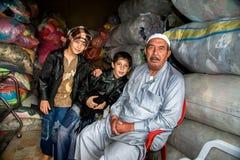 Ludzie Aleppo fotografia stock