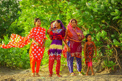 Ludzie Bangladesz Obraz Stock