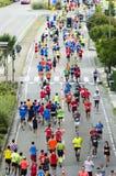 Ludzie biegać Obrazy Royalty Free