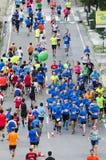 Ludzie biegać Obraz Stock
