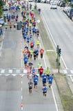 Ludzie biegać Obraz Royalty Free