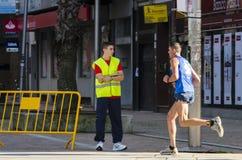 Ludzie biegać Fotografia Royalty Free