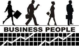 ludzie biznesu ilustracji