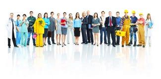 Ludzie biznesu drużyn Fotografia Stock