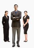 ludzie biznesu ja target1766_0_ Obraz Stock