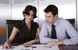 ludzie biznesu kobieta Fotografia Stock