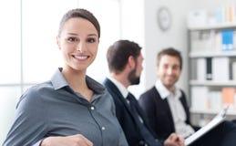 Ludzie biznesu ma spotkania zdjęcie royalty free
