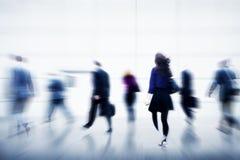 Ludzie Biznesu miasta życia krzątaniny pośpiechu zajęcia pojęcia Zdjęcie Royalty Free