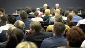 Ludzie Biznesu Seminaryjnego Konferencyjnego spotkania Biurowego Stażowego pojęcia zbiory