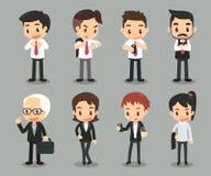 Ludzie biznesu w akcjach Zdjęcie Royalty Free