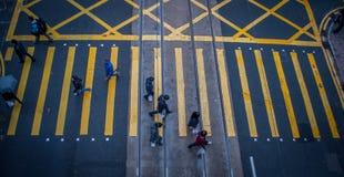 ludzie chodzić Fotografia Stock