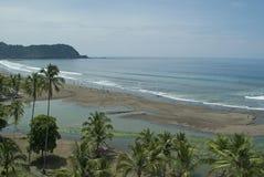 Jaco plaża Zdjęcia Royalty Free
