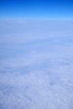 ludzie cukierniani samolotów, zrelaksujcie się brzegu morza niebo Obraz Royalty Free