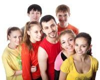 ludzie drużyn Fotografia Royalty Free