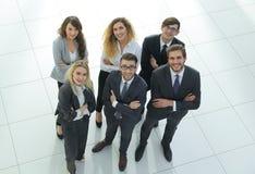 ludzie grup przedsiębiorstw Nad białym tłem Zdjęcie Royalty Free