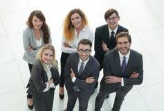 ludzie grup przedsiębiorstw Nad białym tłem Zdjęcia Royalty Free