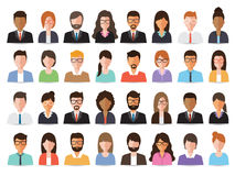 Ludzie ikon ilustracji