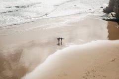 Ludzie kipieli Aktywny i krańcowy sport surfować fotografia stock