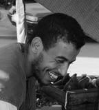 ludzie maroka Fotografia Royalty Free