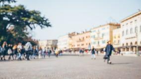 ludzie miasta chodzić Fotografia Stock