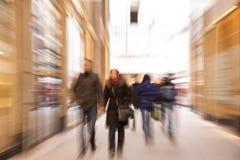 ludzie miasta chodzić Zdjęcia Royalty Free