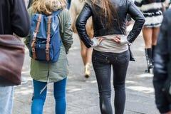 ludzie miasta chodzić Fotografia Royalty Free