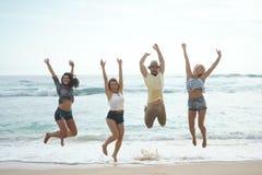 Ludzie na wakacjach Fotografia Royalty Free