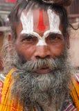 Ludzie Nepal Zdjęcia Royalty Free