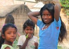 Ludzie Nepal Zdjęcie Royalty Free