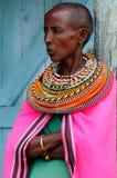 Ludzie od Afryka, Kenja Zdjęcia Royalty Free