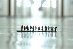 Ludzie postaci Obraz Stock