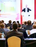 Ludzie przy konferencją Zdjęcie Stock
