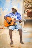 Ludzie przylądek Verde, Afryka Obrazy Stock
